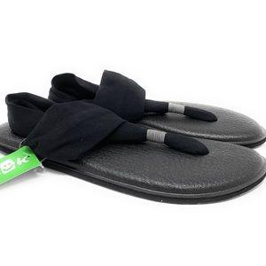 Women Sanuk Yoga Sling 2 Flip Flop Sandal SWS10001